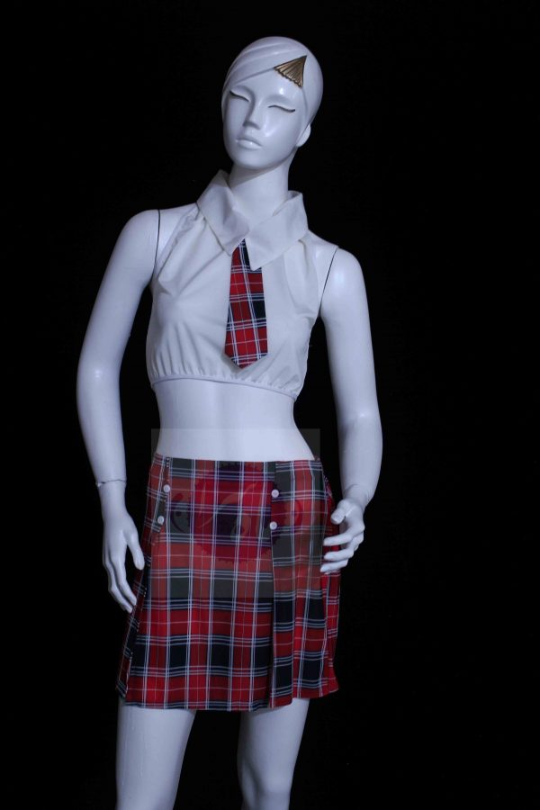 لباس زنانه فانتزی دانش آموزی