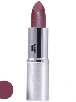 رژ لب جامد شماره 105 مدل سیلکی شاین مای رنگ یاسی