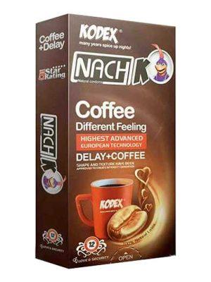 کاندوم تاخیری قهوه ناچ کدکس ( Nach Kodex Coffee )