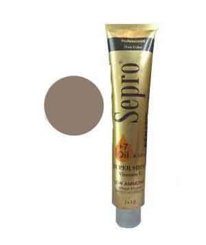 مشخصات،قیمت و خرید رنگ موی سپرو شماره 8/1 بلوند خاکستری روشن