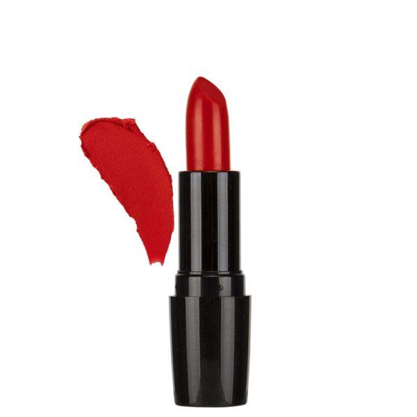 رژ لب قرمز جامد مای مدل استی مت شماره 28