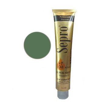 رنگ موی سپرو شماره 003 سبز (ضد قرمزی)