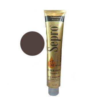مشخصات،قیمت و خرید رنگ موی سپرو شماره 5/1 قهو ه ای خاکستری روشن