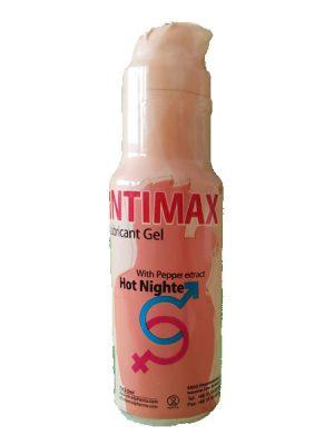 ژل گرم کننده و تحریک کننده هایت نایت اینتیمکس