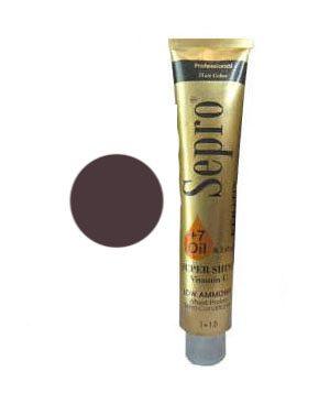مشخصات،قیمت و خرید رنگ موی سپرو شماره 5 قهوه ای تیره