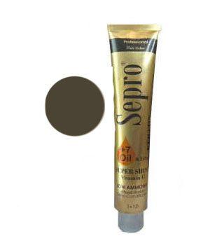 مشخصات،قیمت و خرید رنگ موی سپرو شماره 5olive قهوه ای زیتونی روشن