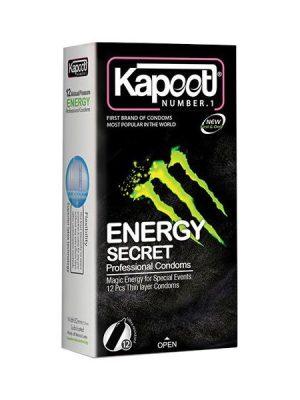 کاندوم تاخیری انرژی زا کاپوت