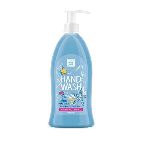 مایع دستشویی صدفی آبی مای با رایحه رزماری