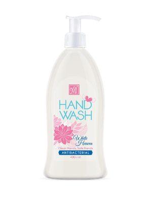 مایع دستشویی صدفی سفید مای با رایحه با رایحه گرم وشیرین