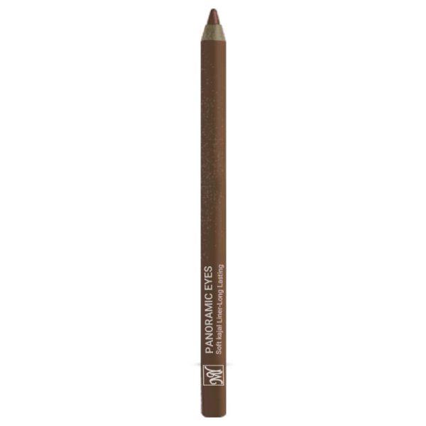 مداد چشم رنگ زرد پانورامیک آیز سری بلک دایموند مای