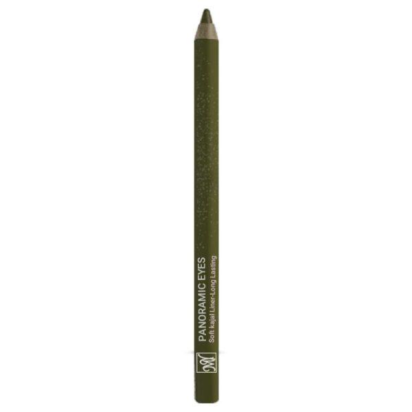 مداد چشم رنگ سبز پانورامیک آیز سری بلک دایموند مای