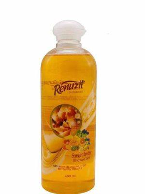 ژل شستشو بدن رینوزیت با عصاره میوه های استوایی
