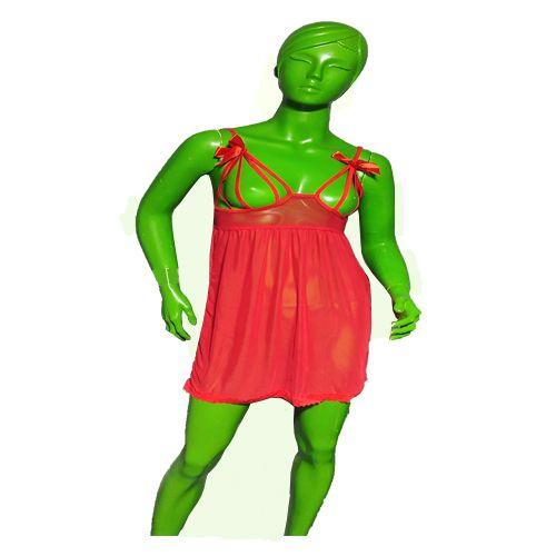 لباس خواب زنانه قرمز